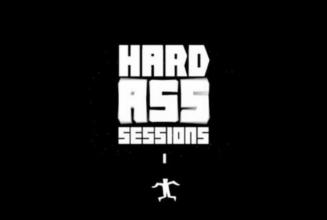 DJ Znobia's Hard Ass Sessions featuring Buraka Som Sistema remix