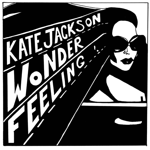 Kate Jackson wonder feeling