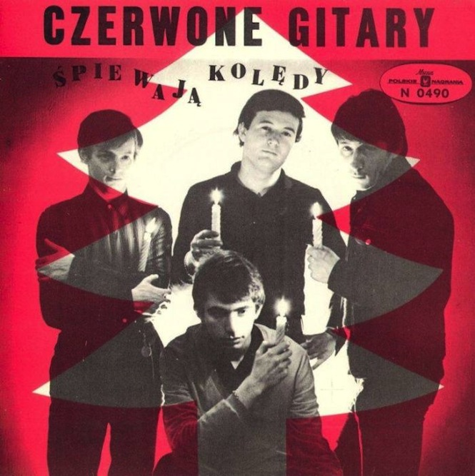 Czerwone Gitary- Spiewaja Koledy EP (Muza)