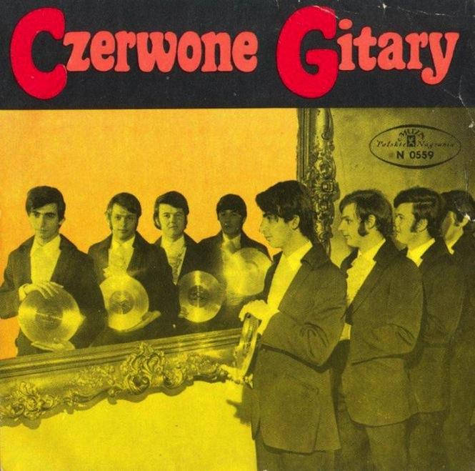 Czerwone Gitary- Tak Bardzo Sie Staralem EP (Muza)
