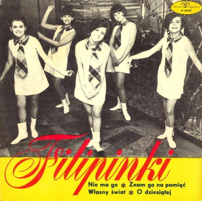 Filipinki- Nie Ma Go EP (Muza)