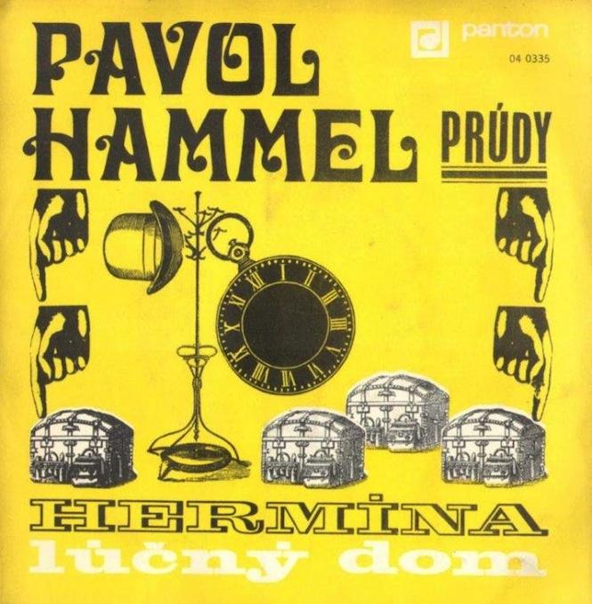Pavol Hammel & Prudy- Hermina (Panton)