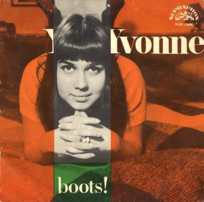 Yvonne Prenosilova- Boots! EP (Supraphon) [export version]