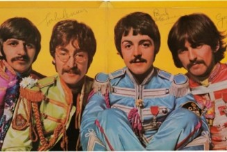 Beatles' Sgt. Pepper album sells for $290,500