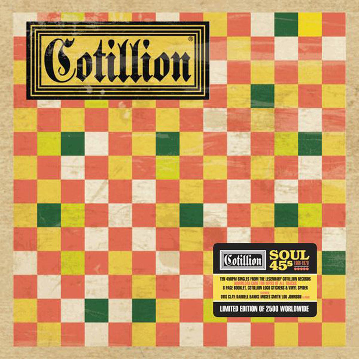 Cotillion Music s tracks