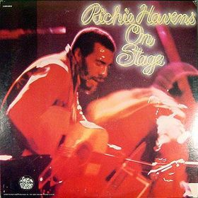 richie havens_on stage
