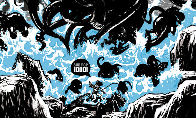 sub-pop-at-25-home-of-nirvana-postal-service-and-shabazz-palaces-release-incredible-blue-marbled-vinyl-for-silver-jubillee