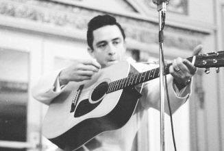 Jack White's Third Man resurrect Sun Records to reissue early Johnny Cash 7″