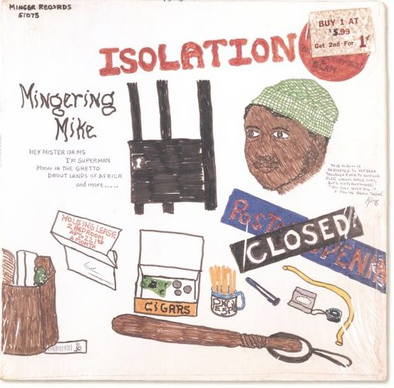 mingering-mike-isolation