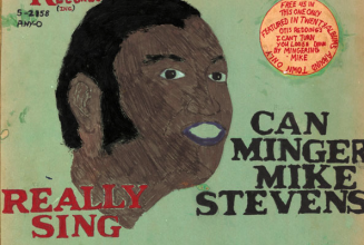 Outsider artist Mingering Mike to have imaginary soul discography displayed by The Smithsonian