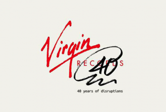 "Virgin Records celebrate ""40 years of disruptions"" with book and exhibition"