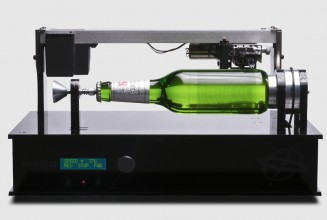 Beck's create playable beer bottle modelled on Edison's phonograph cylinder