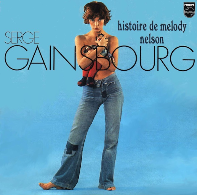 serge gainsbourg_histoire melody nelson