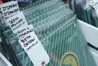 Last remaining Independent Label Market special editions on sale now; Django Django and Tim Burgess 12″s available