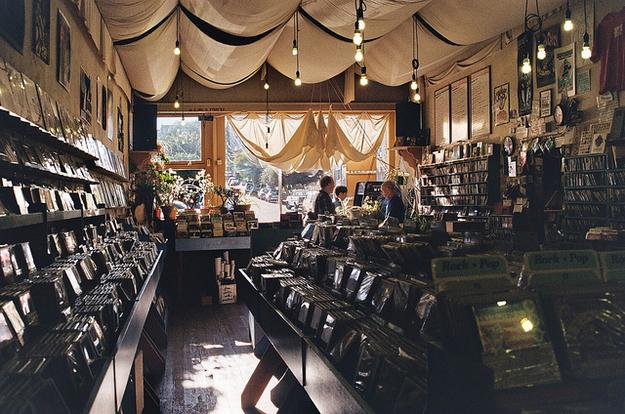 Aquarius Records in San Francisco, California-1