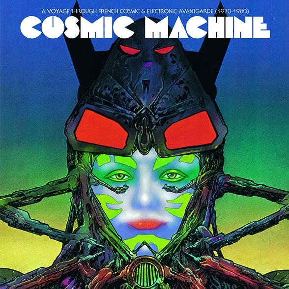 didier marouani space albums temps x #1