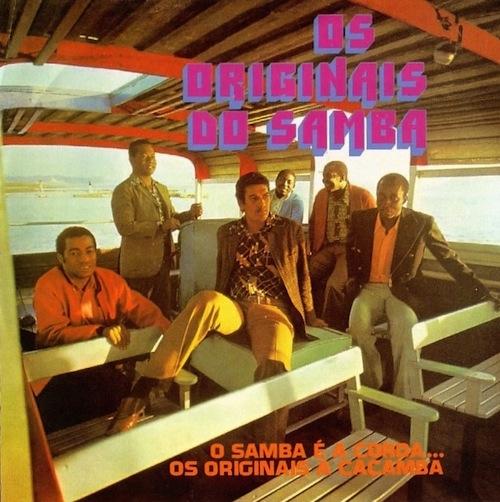 Os Originais do Samba - Lá Vem Salgueiro
