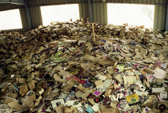 Extraordinary photos from an abandoned record warehouse