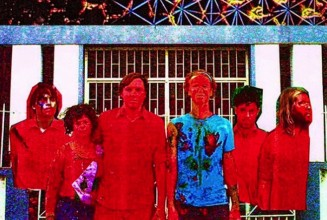 """Arcade Fire release map of independent record stores to stock new 12″ single """"Reflektor"""""""