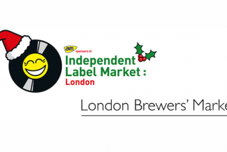 Independent Label Market team up with London Brewer's Market for boozy Christmas knees up