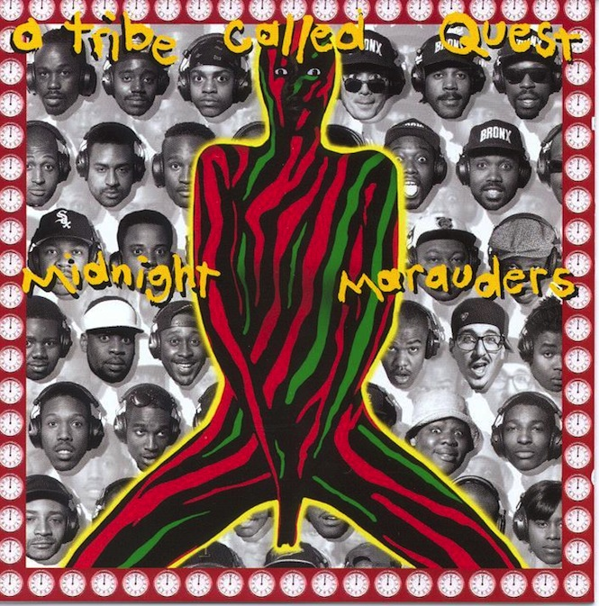 midnight marauders cover