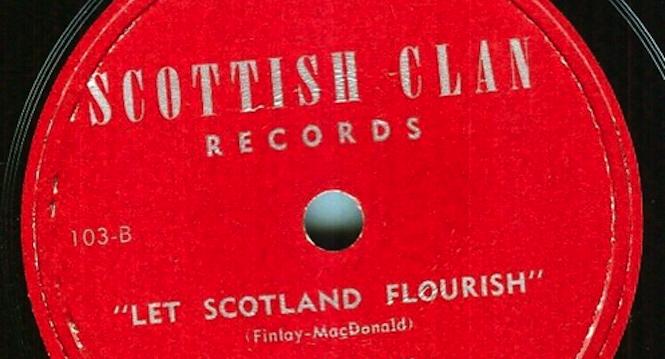 scotland flourish