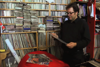 """""""What I've amassed here is the autonomy to choose"""": Inside Pete Paphides' private record collection"""