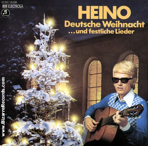The 40 Weirdest Christmas Record Sleeves The Vinyl Factory