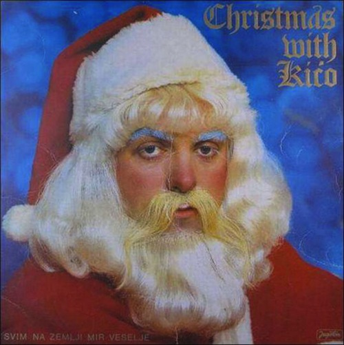 The 40 Weirdest Christmas Record Sleeves The Vinyl Factory