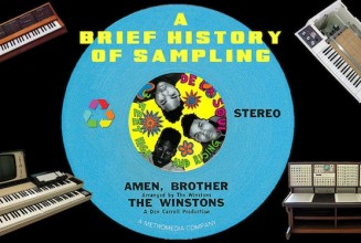 Watch a video remix of the history of sampling
