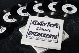 Kenny Dope releases <em>Classic Breakbeats</em> 7&#8243; box set