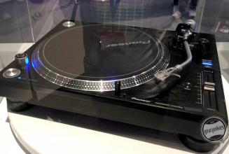 Pioneer teases new turntable range at Musikmesse 2014