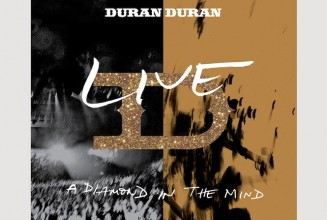 Duran Duran to release first live album on vinyl in a decade, with stunning 'diamond dust' artwork