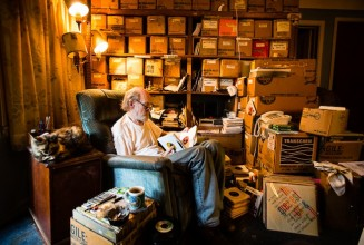 """A window into a person's entire life"": We interview the man who photographs the world's greatest record collections"