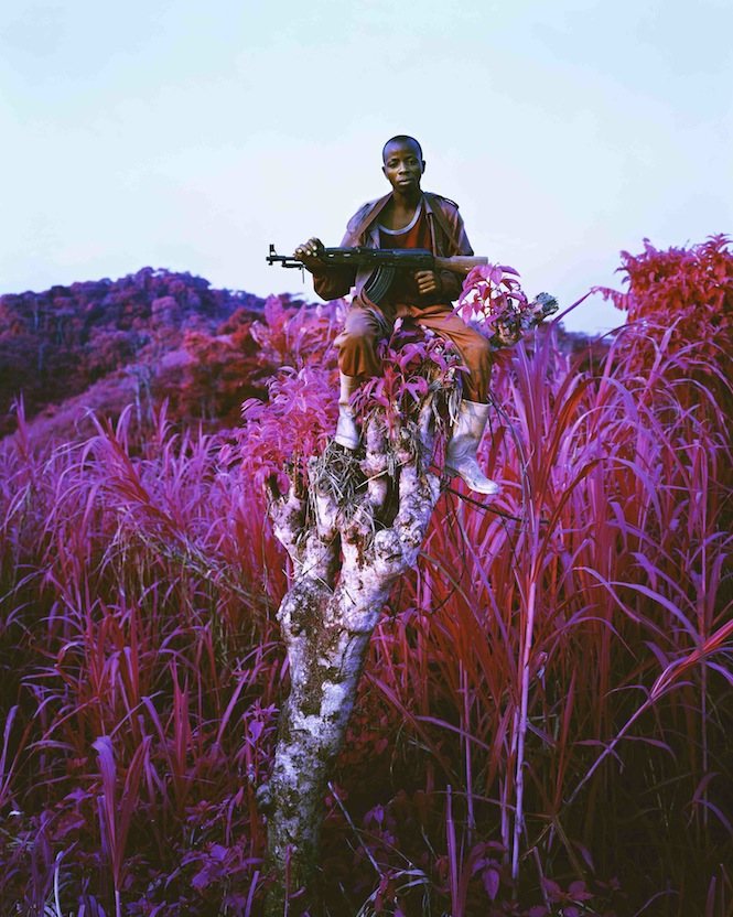 Higher Ground_Richard Mosse