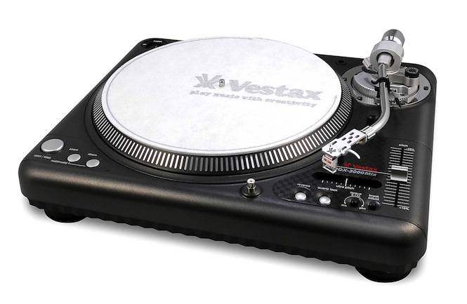 Vestax pdx3000mix