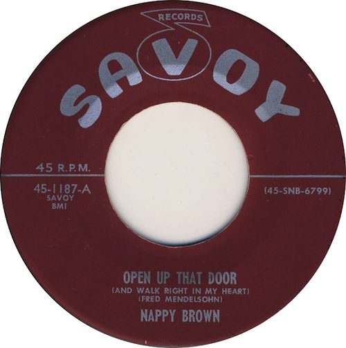 nappy-brown-open-up-that-door-and-walk-right-in-my-heart-savoy-1