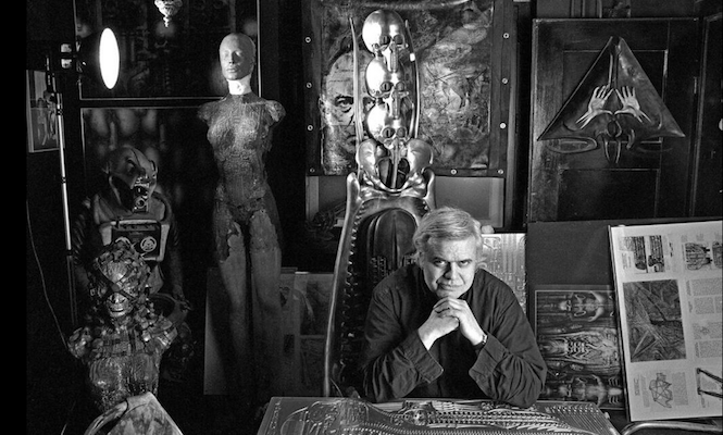 Giger_cover image