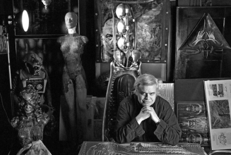 Cover Versions: The 20 best H.R. Giger record sleeves