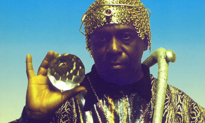 Sun Ra_Changed my life