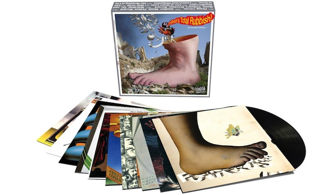 the-complete-music-of-monty-python-to-be-collected-in-9lp-box-set