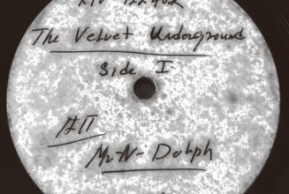 Super rare Velvet Underground acetate worth $25,200 going up for auction