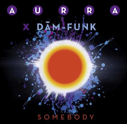 aurra x dam funk