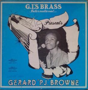 gerard brown