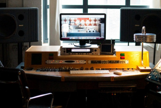 Inside London's iconic mastering houses: A gallery by Georgina Cook