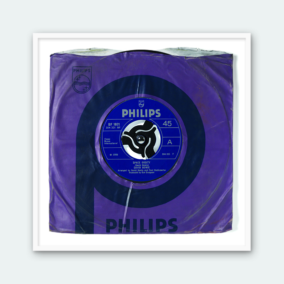 Philips ÔÇô Space Oddity (Framed)