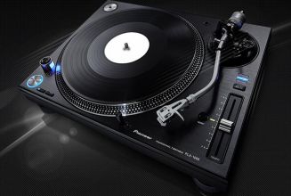Pioneer unveils new professional PLX-1000 turntable