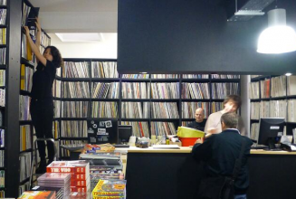 Sister Ray Records opening new vinyl-only shop in London's Ace Hotel