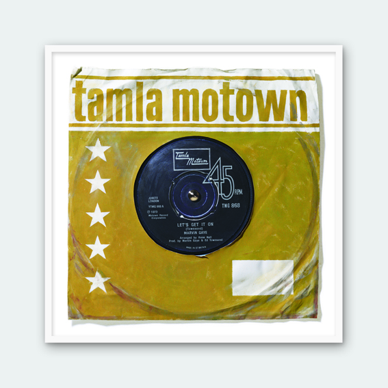 Tamla Motown ÔÇô Let's Get It On (Framed)