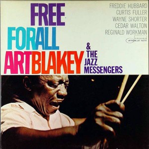 art blakey_free for all